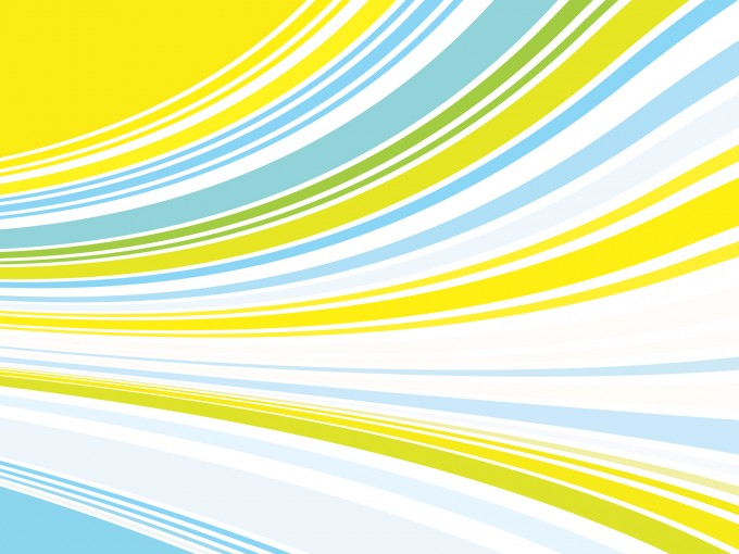 Smooth Lines for Abstract PPT Backgrounds