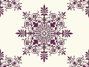 Victorian Background Ornament ppt backgrounds