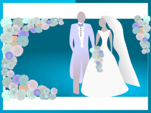 Bride and Groom PPT Backgrounds