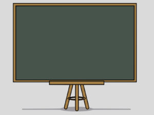 Chalkboard Presentation Background
