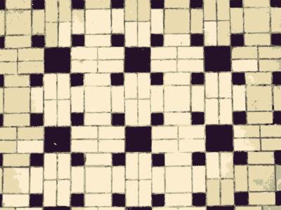 Floor Pattern PPT Backgrounds