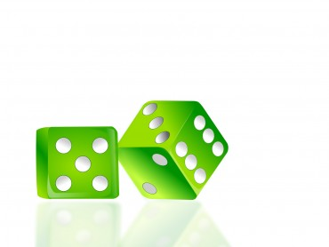 Green Two Dice Games