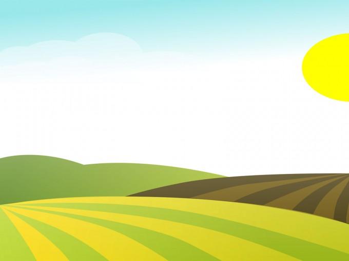 Nature Landscape PPT Backgrounds