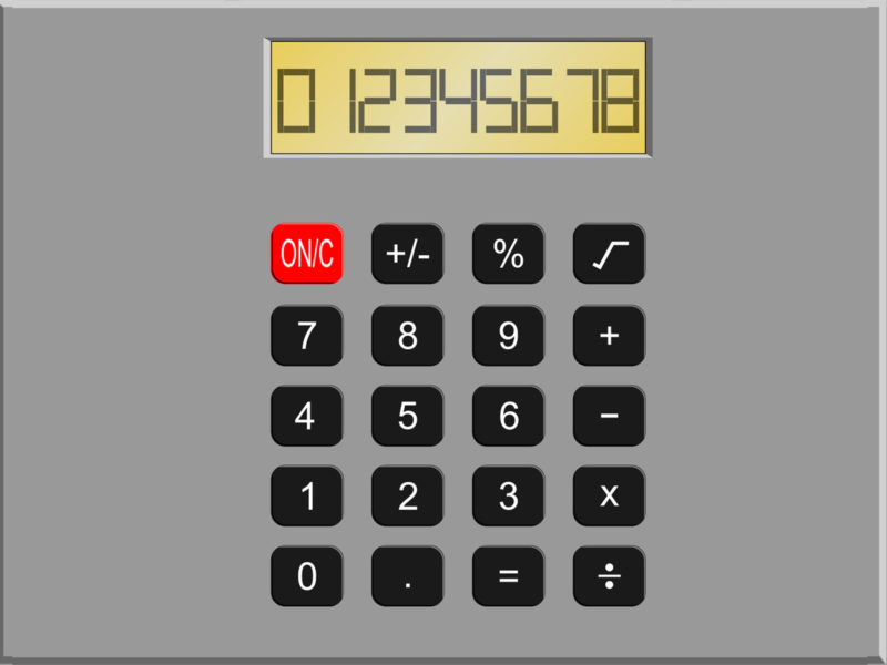 Old Calculator Backgrounds