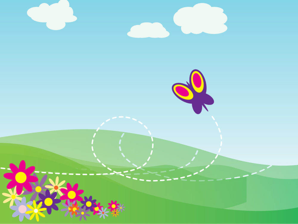 cartoon butterfly and flowers backgrounds flowers navy clip art images navy clip art designs