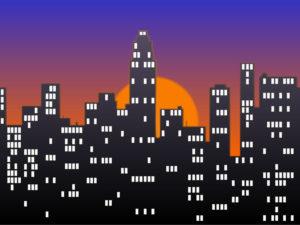 Cityscape Powerpoint Templates