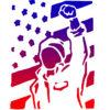 Dissent is patriotic backgrounds