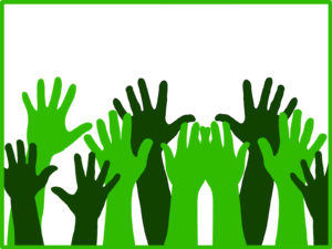 Eco Green Empowerment Backgrounds