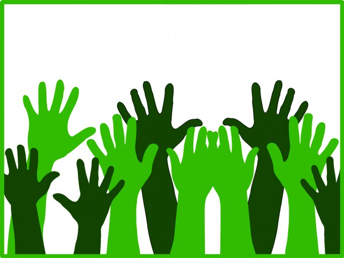 Eco Green Empowerment PPT Backgrounds