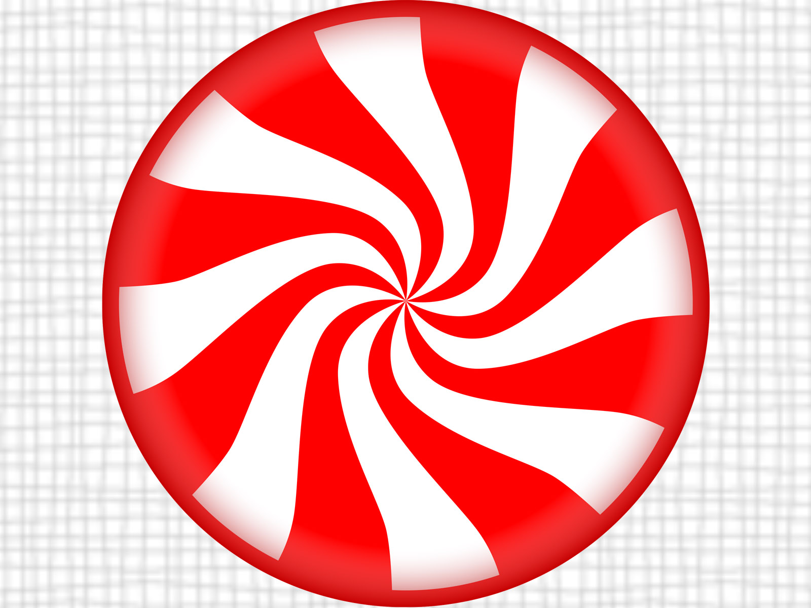 Peppermint Candy PPT Backgrounds