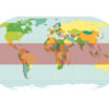 World Map Torrid Backgrounds