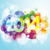 2014 New Year Design Backgrounds