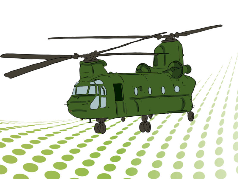 Military Tranport Helicopter Backgorunds
