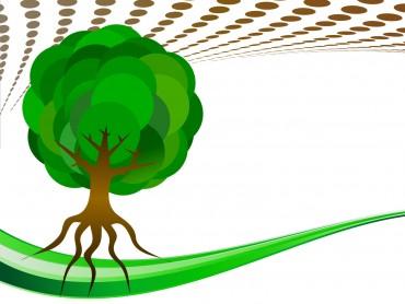 Simple Tree Circles