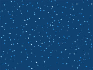 Stars Pattern Powerpoint Templates