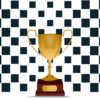 Trophy Chequered Flag Backgrounds