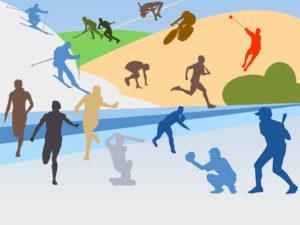 Various Sports PPT Templates