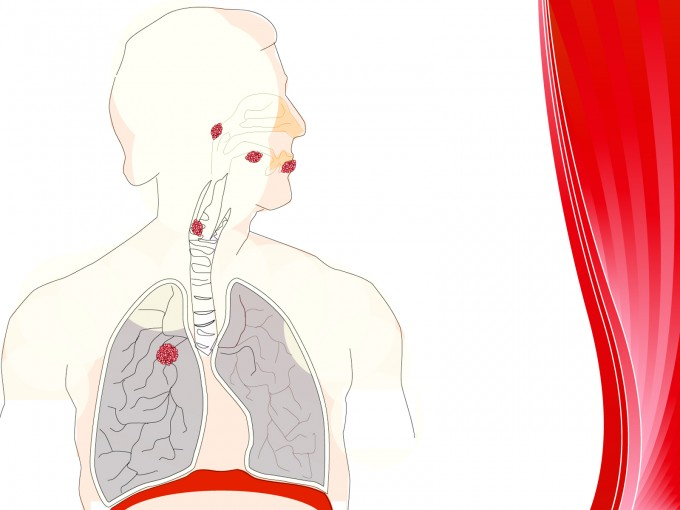 Cancer Caused by Smoking PPT Backgrounds