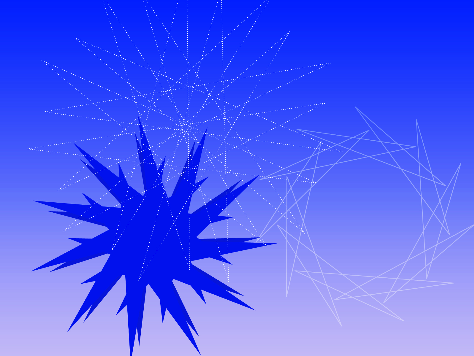 circle stars backgrounds abstract blue templates free ppt