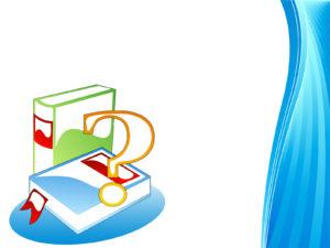 Help Books Powerpoint Templates