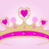 Princess Crown Powerpoint Backgrounds