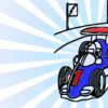Racer Car PPT Templates