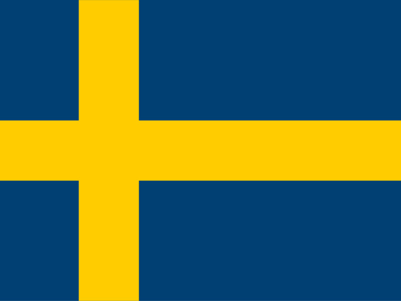 Sweden Powerpoint Design Backgrounds