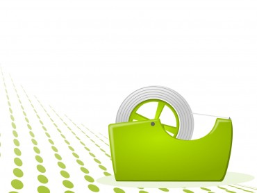 Taperoller Spool for Slide