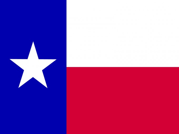 United States – Texas Flag PPT Backgrounds
