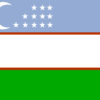 Uzbekistan Flag PPT Backgrounds