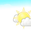 Weather Few Clouds PPT Backgrounds