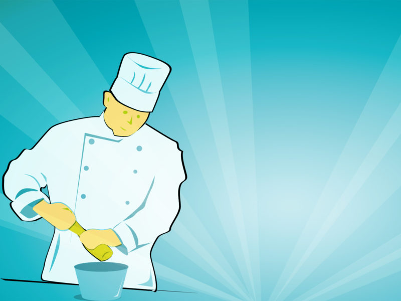 Cooking Chefs PPT Backgrounds