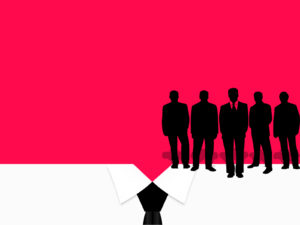 Group of Businessmen PPT Backgrounds