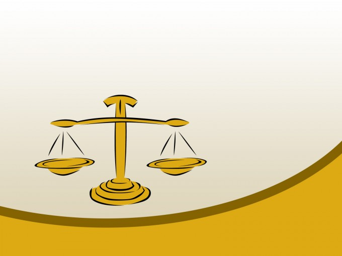Justice and Law Template PPT Backgrounds