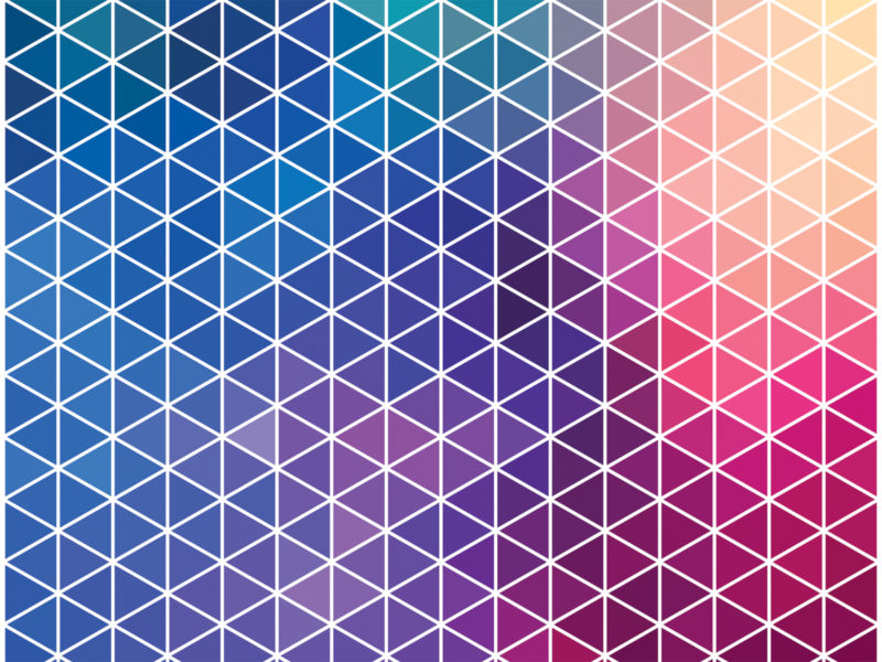 Neon Pattern PPT Backgrounds