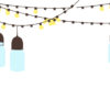 Party and Events Lights Backgrounds