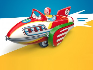 Rocket Racer Air