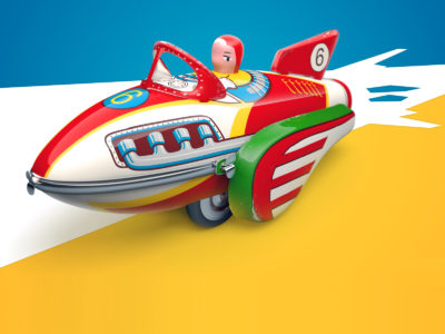 Rocket Racer Air Backgrounds