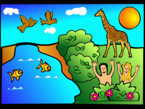 Zoological Garden Backgrounds PPT