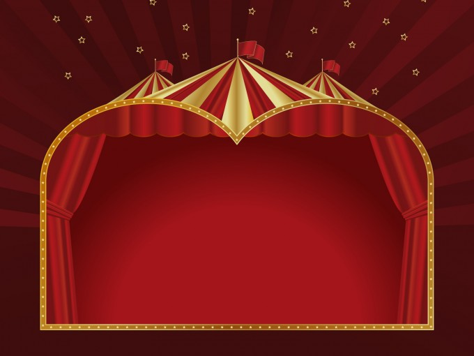 Carnival and Festival for Party PPT Backgrounds