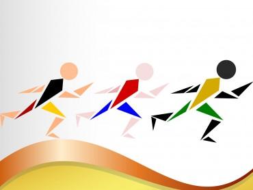 Olympics Men of All Nationalities
