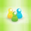 Social Share Powerpoint Templates