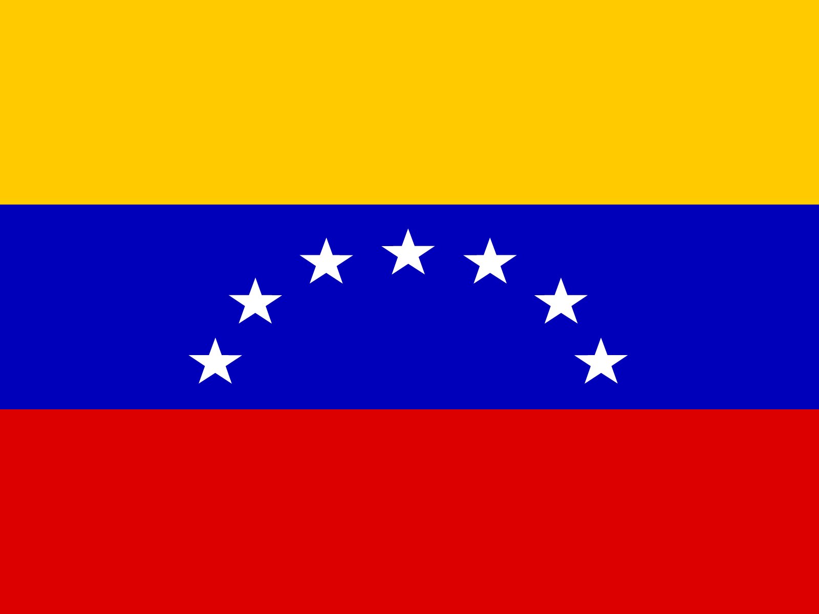 Venezuela Flag Powerpoint Backgrounds