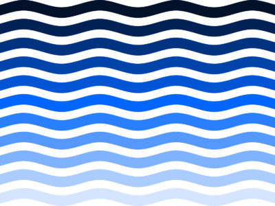 Water Waves PPT Backgrounds