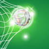 Football Goal Powerpoint Backgrounds