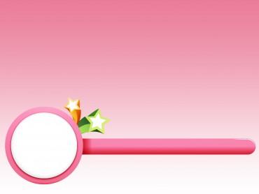 Pink Professional Slide