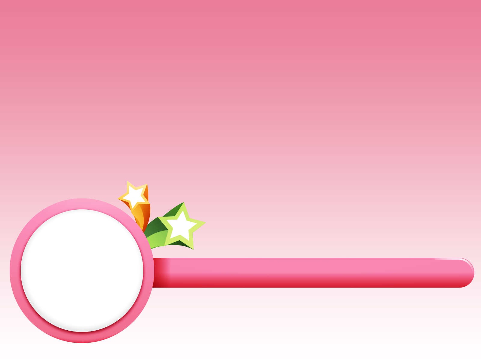 Pink Professional Slide Backgrounds