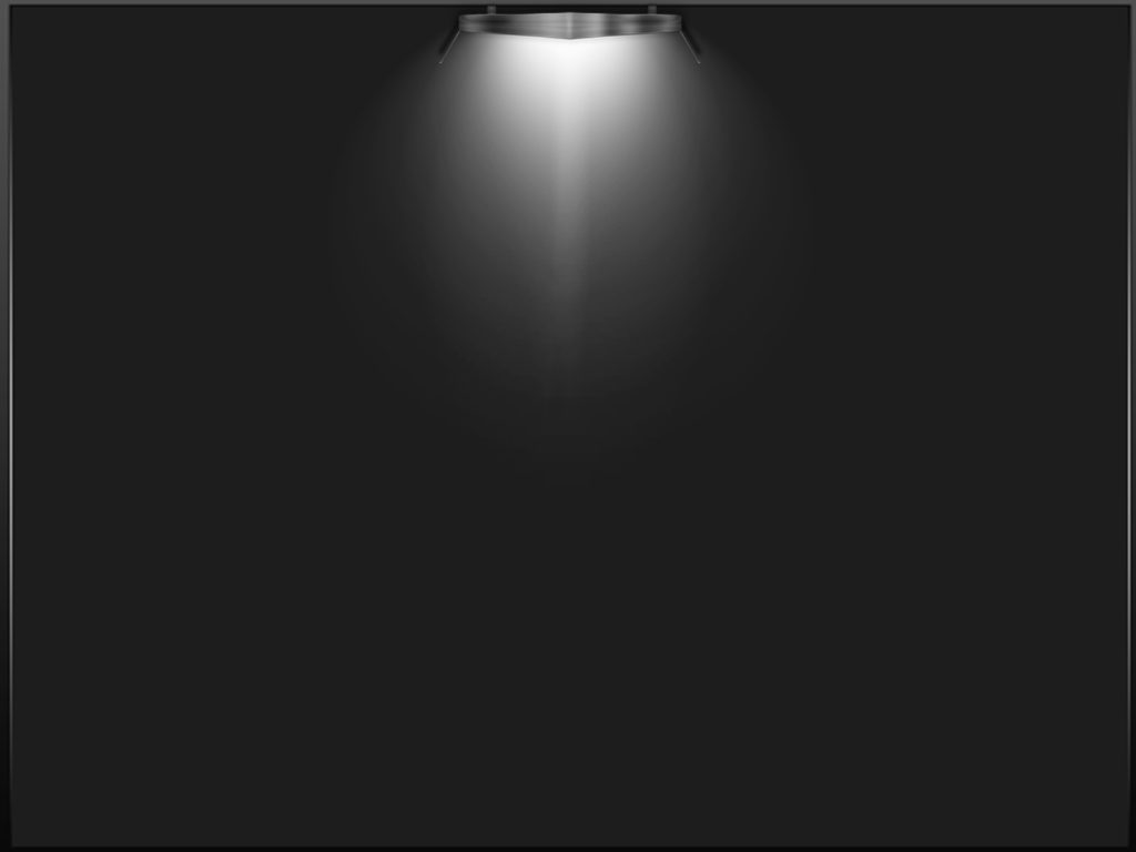 spot light on black backgrounds | 3d, black, white templates | free