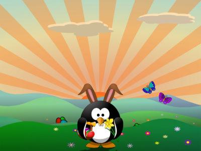 April Idyllic spring design backgrounds