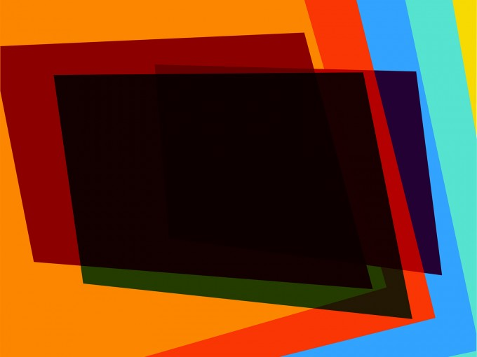 Flashy Rectangles PPT Backgrounds